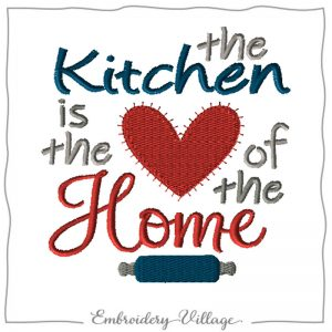 EV1046-kitchen-is-heart-of-home-embroidery-village