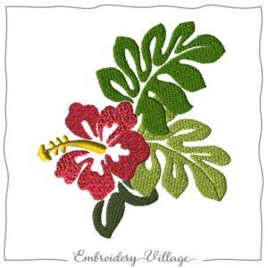 EV1069-hibiscus-flower-embroidery-village