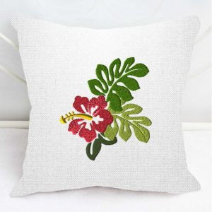 EV1069-hibiscus-flower-embroidery-village-pillow