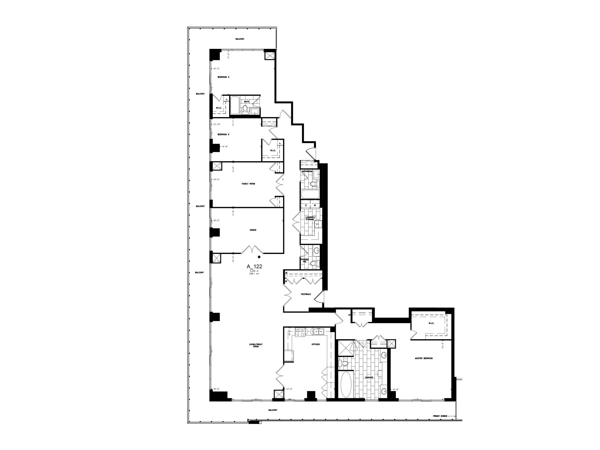 Caribbean | Upper Penthouse 1