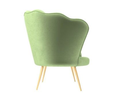 Flower chair right side