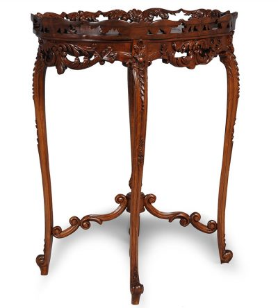 french-antique-reproduction-side-table-details
