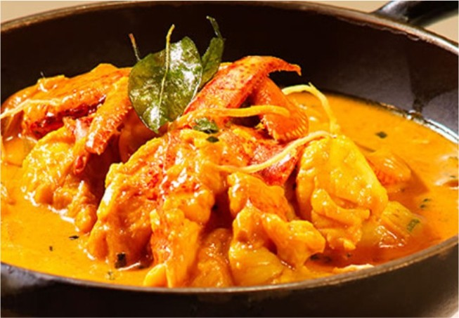 Aprende A Preparar Este Delicioso Curry De Langosta Receta