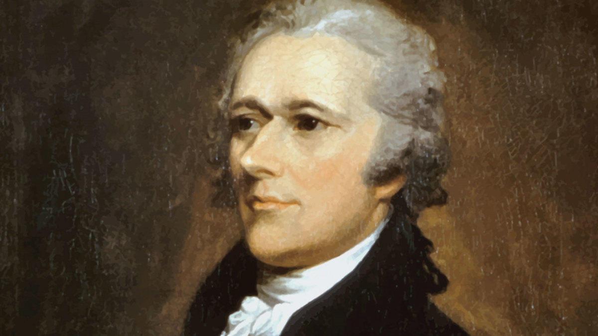 11 de enero de 1755: Nace Alexander Hamilton