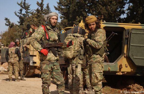 Turquía-Siria