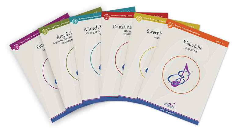 String Orchestra Publications – Excelcia Music Publishing