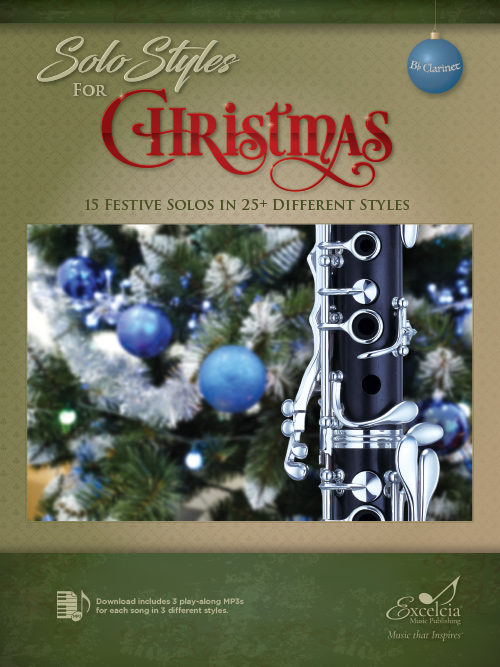 Christmas Solo.Solo Styles For Christmas Excelcia Music Publishing