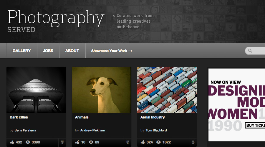 photography inspiration photography served behance