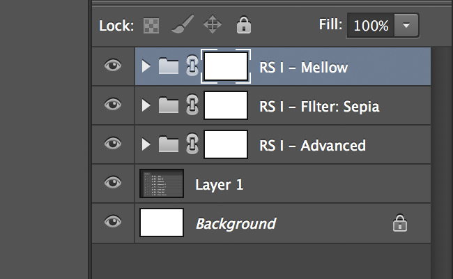 FilterGrade Photoshop Action Features