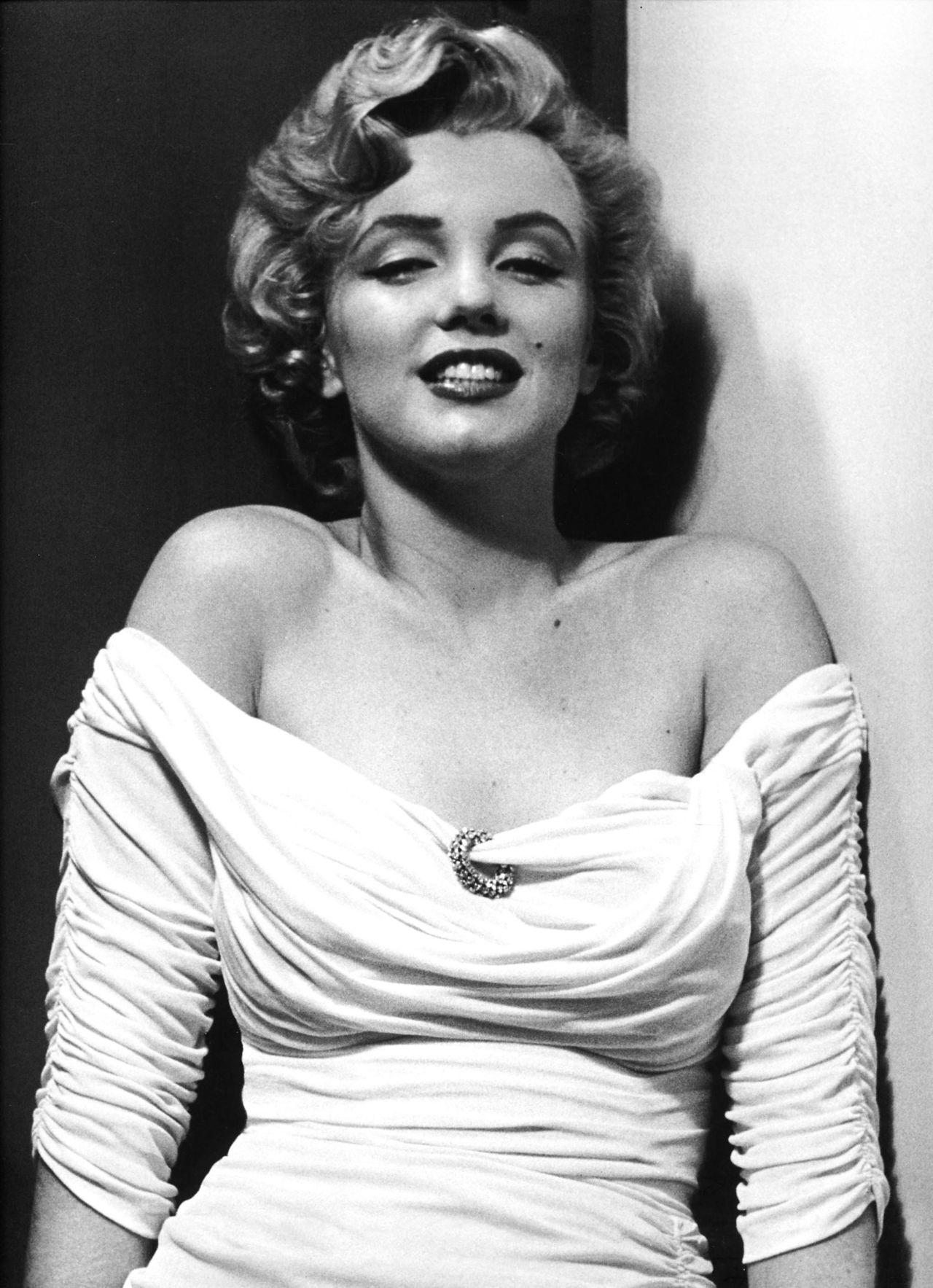 Marilyn Monroe Portrait by Philippe Halsman