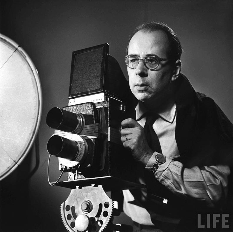 Portrait Photographer Philippe Halsman