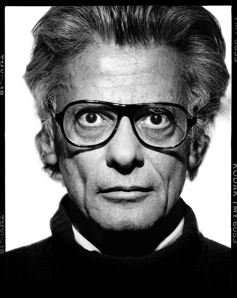 Richard Avedon Portrait Photographer