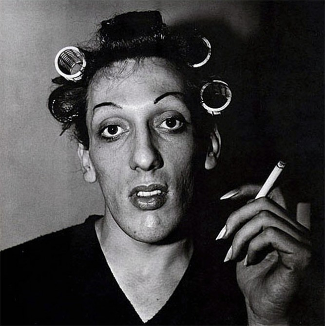 Diane Arbus Portrait Photography
