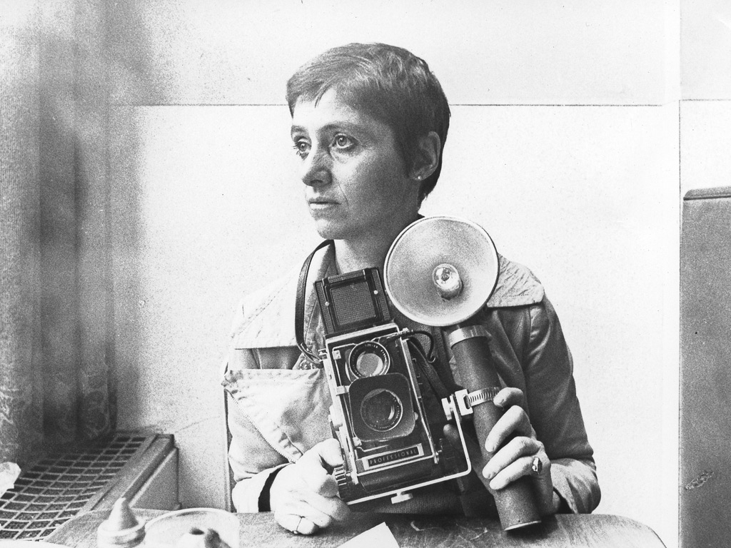 Portrait Photographer Diane Arbus