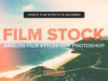 film photoshop actions