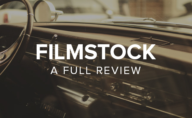 FilmStock Photoshop Actions Review