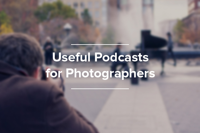 podcasts for photographers