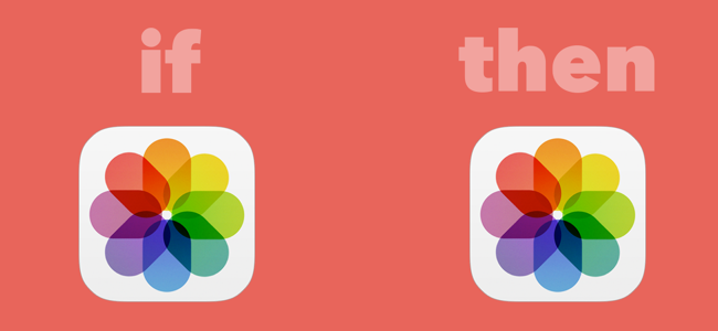 IFTTT Recipe to save screenshots to different album on iOS.