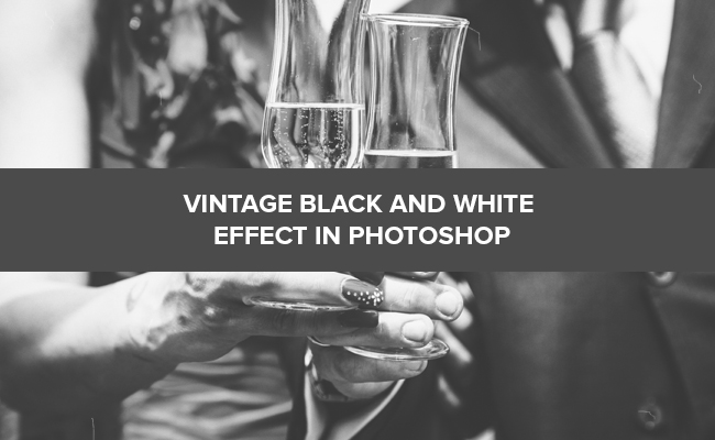 Vintage-Black-And-White-Effect-in-Photoshop