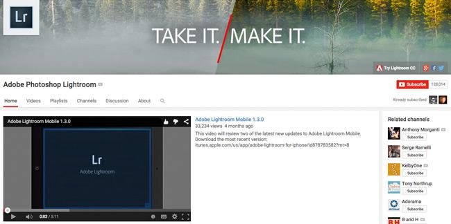 Adobe-Lightroom-Youtube