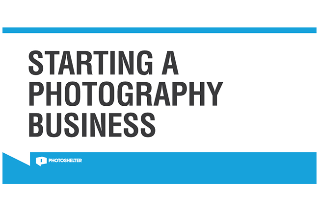 Starting Your Photo Business Guide