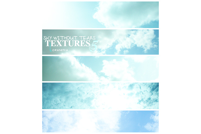large free sky textures