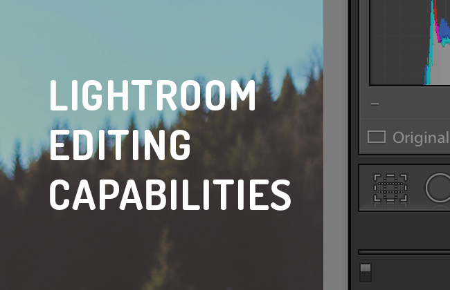 lightroom editing capabilities