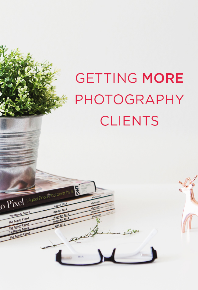 getting more photography clients