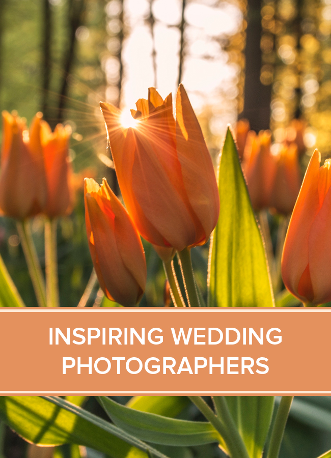 inspiring wedding photographers