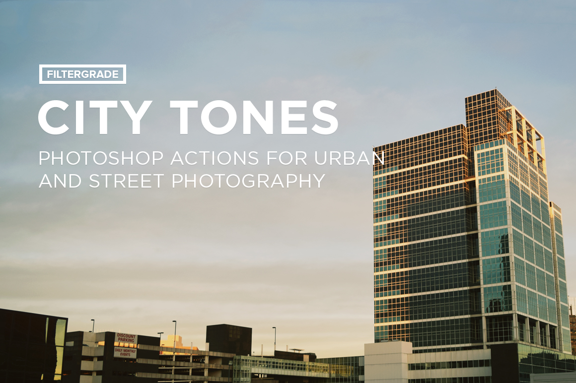 urban photoshop actions