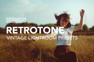RetroTone Vintage Lightroom Presets.