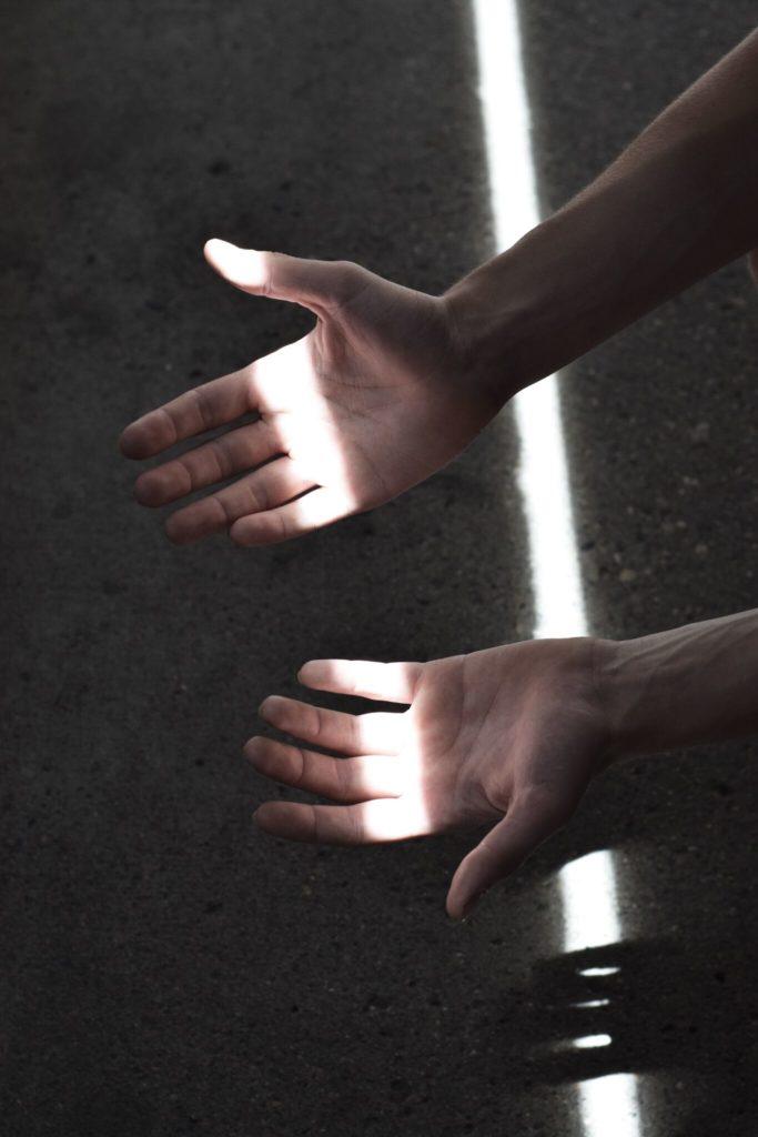 shadow hands