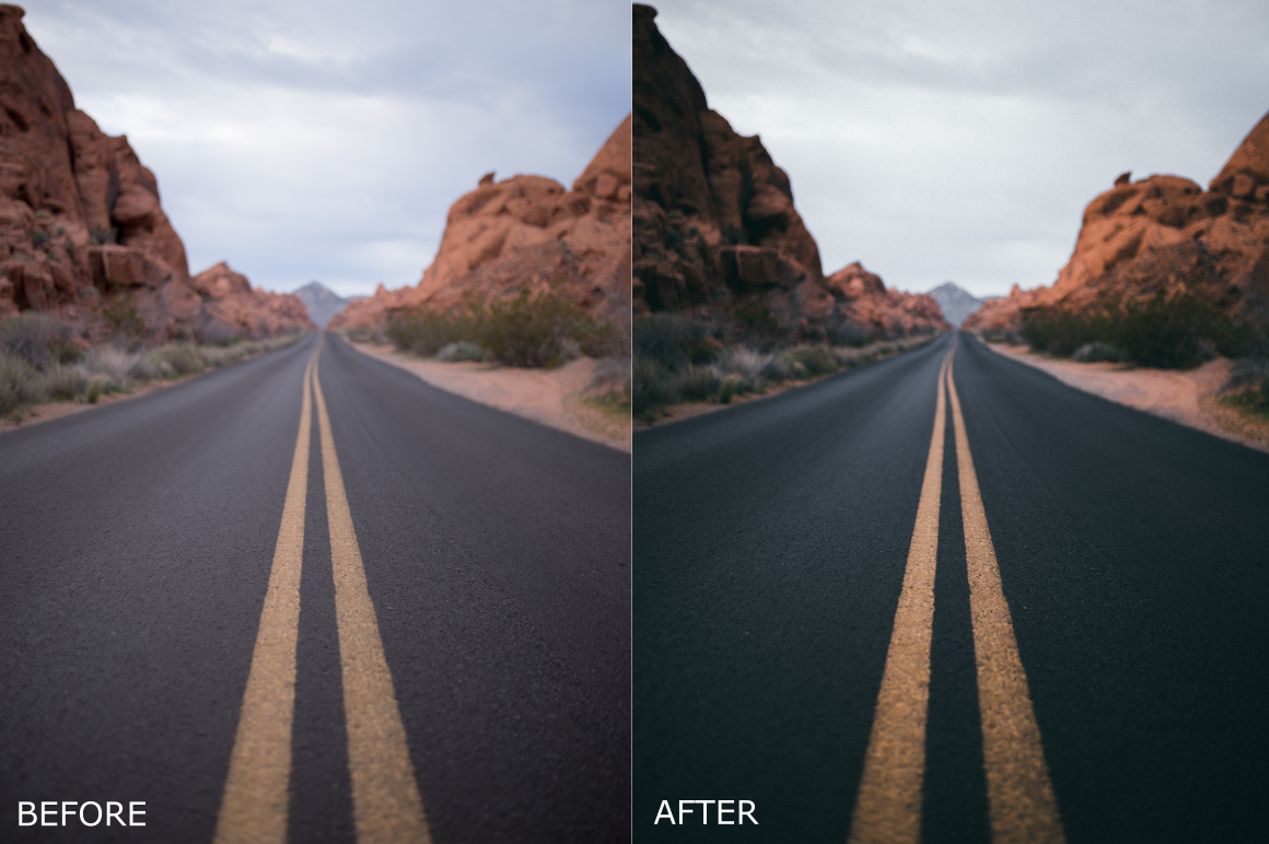 natural lightroom presets by garin wood