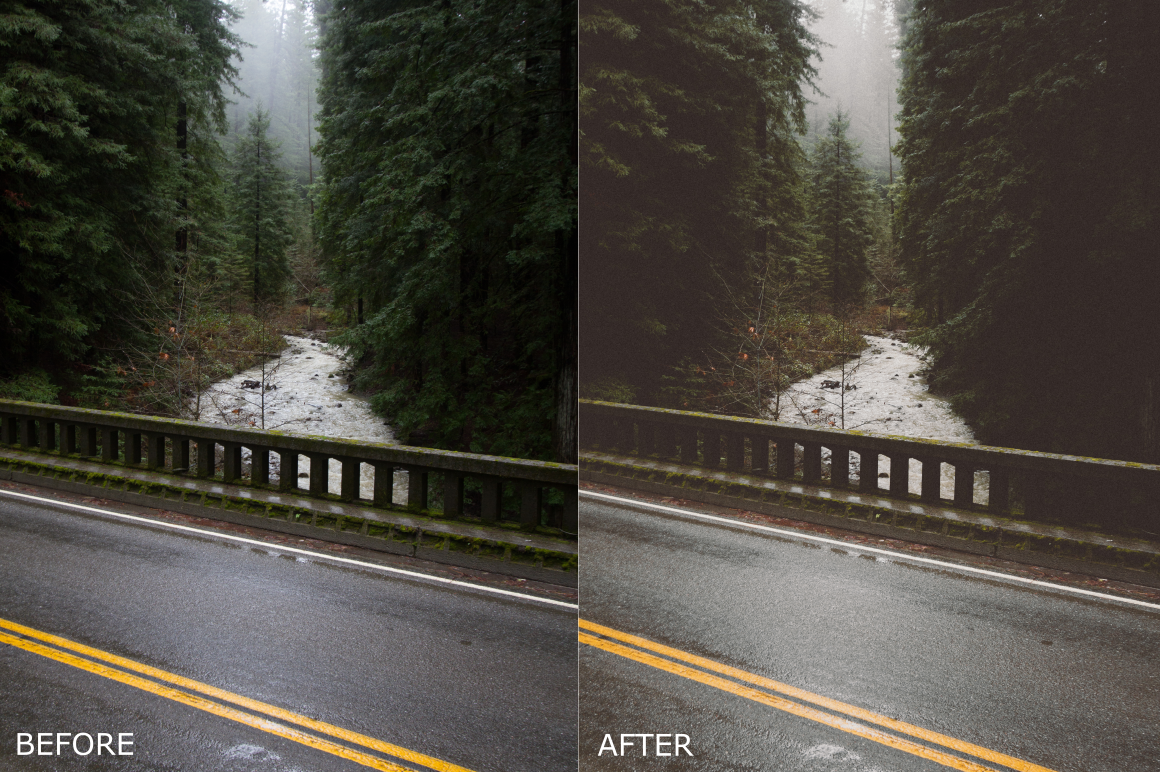 alpine lightroom presets for landscape and nature photographers