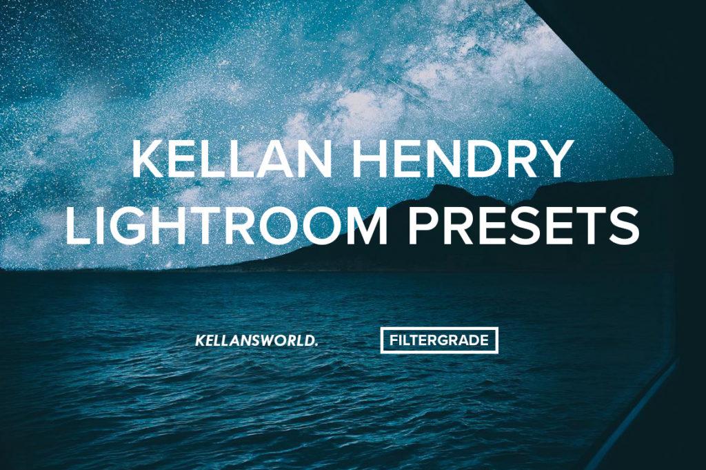 Beautiful harmonious tones and Lightroom Presets by Cape Town photographer Kellan Hendry.