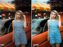 vibrant lightroom presets for photographers by allegra messina