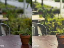 monica aguinaga lightroom presets