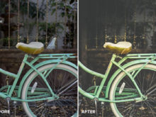 monica aguinaga retro lightroom presets