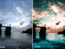 sharp contrast lightroom preset