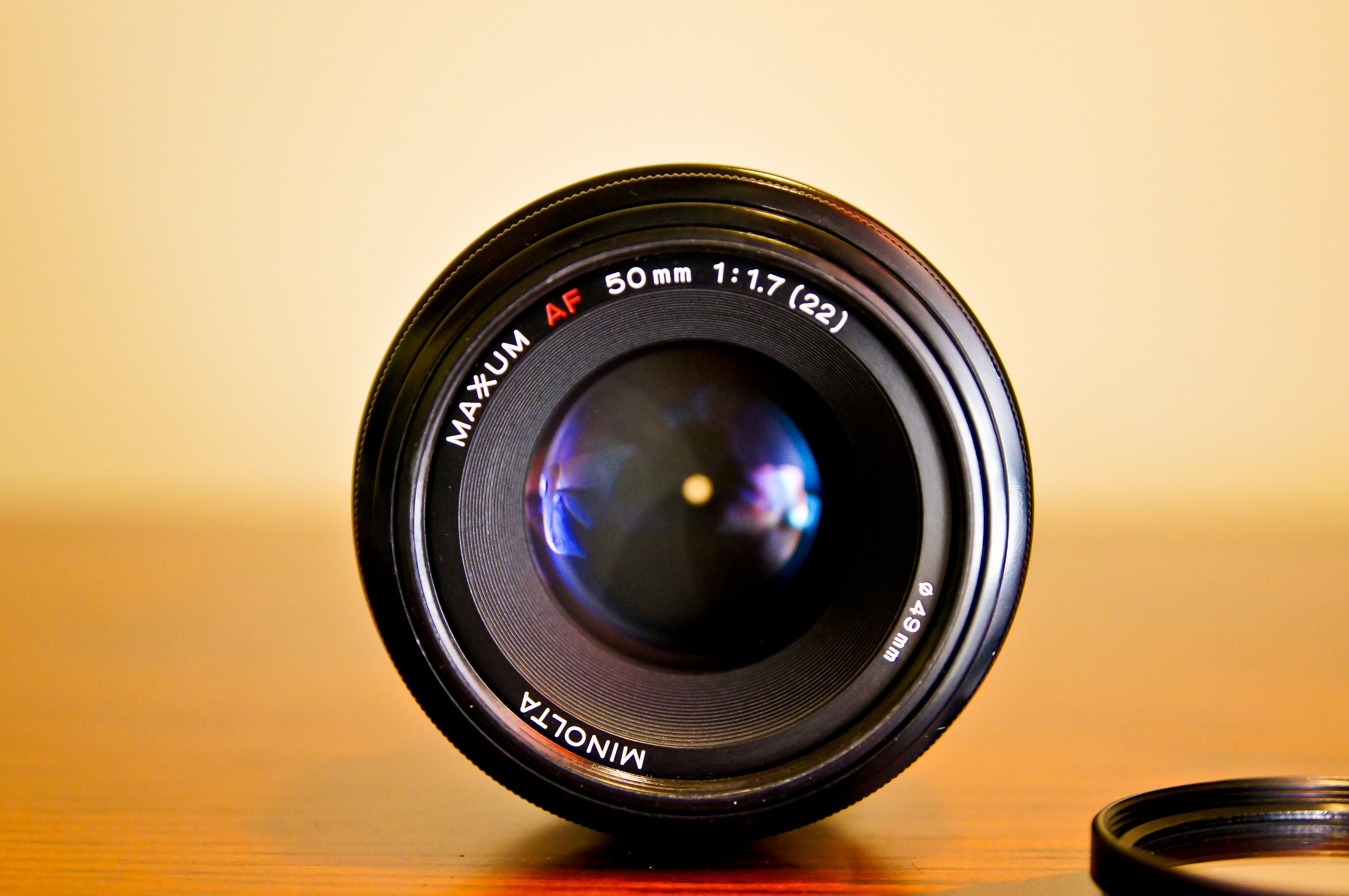 50mm-lens