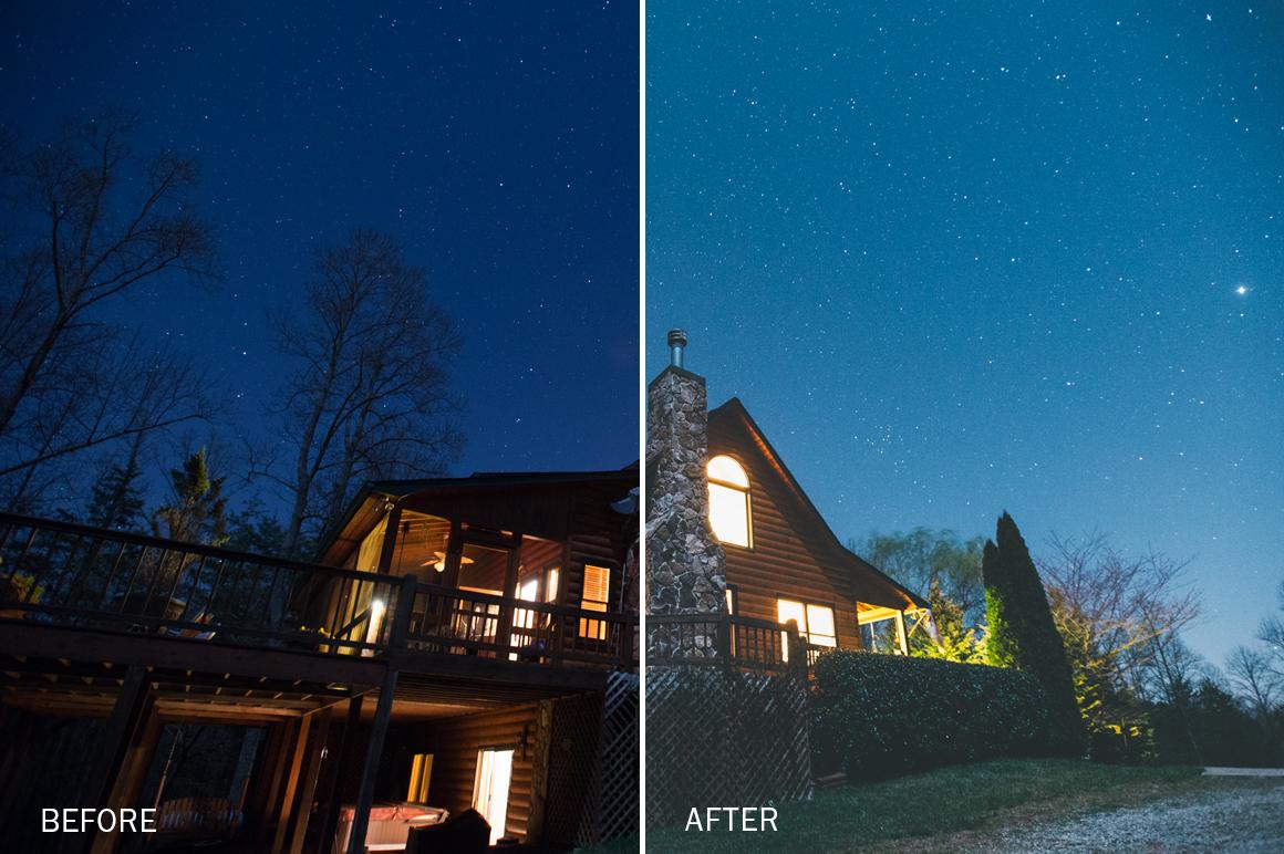 astrophotography lightroom presets by jake dockins