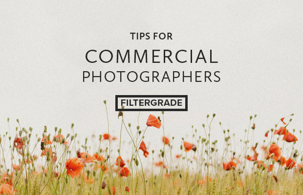 A list of handy tips for commercial photographers. This is what business want!