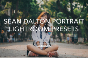 Sean Dalton Portrait Lightroom Presets