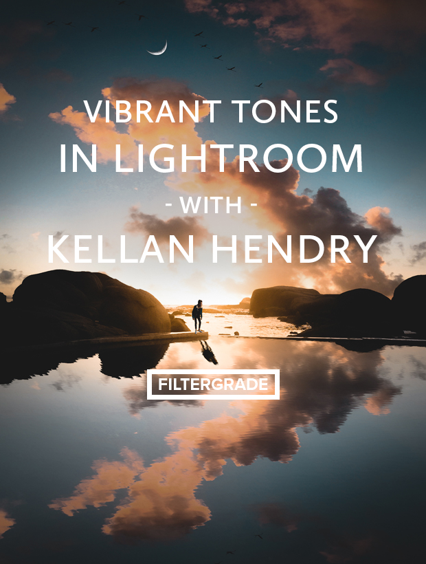 Learn how to add vibrant and moody tones in Lightroom with this photo editing walkthrough from Kellan Hendry.