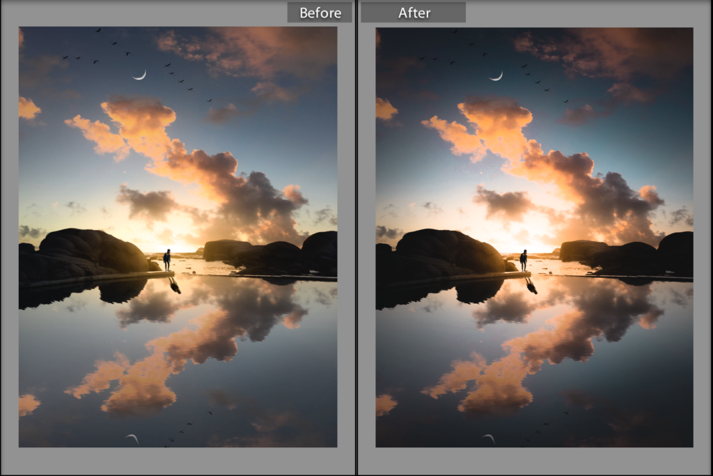 creating vibrant and moody tones in lightroom with kellan hendry