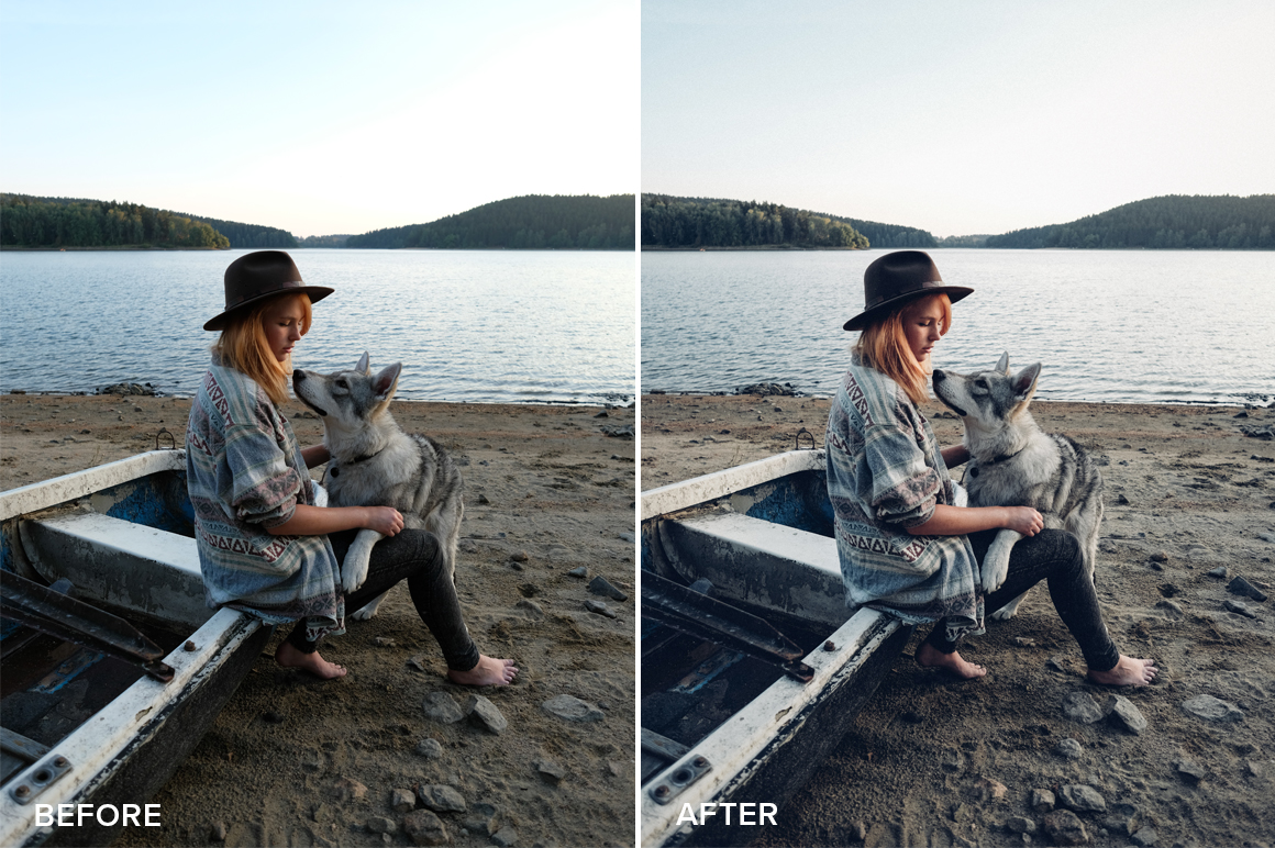 lightroom presets for natural outdoor and travel photography