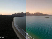 sunset lightroom presets by olym li