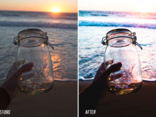 color blast lightroom presets