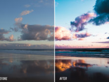 colorful lightroom presets by theo ox