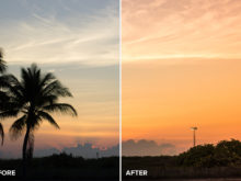 golden glows for adobe lightroom by monica aguinaga